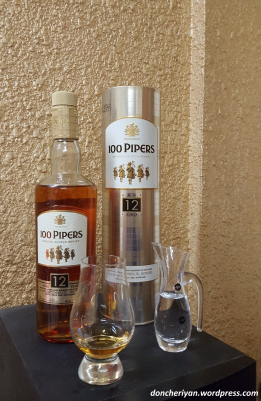 review-100-pipers-12-years-old