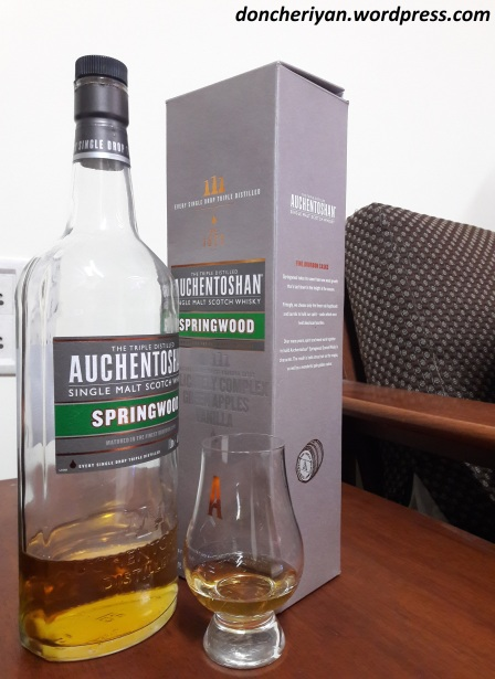 review-auchentoshan-springwood