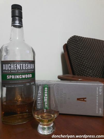 review-of-auchentoshan-springwood