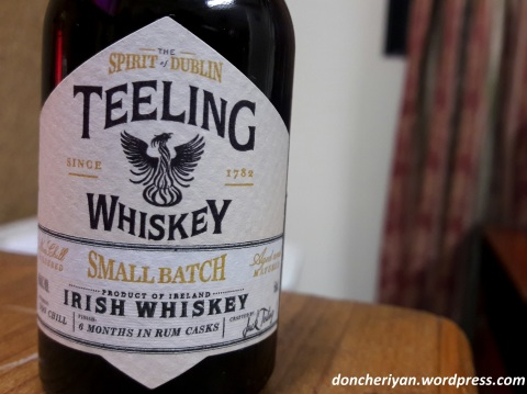 teeling-small-batch-review