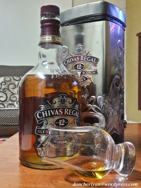 Chivas Regal 12 Review