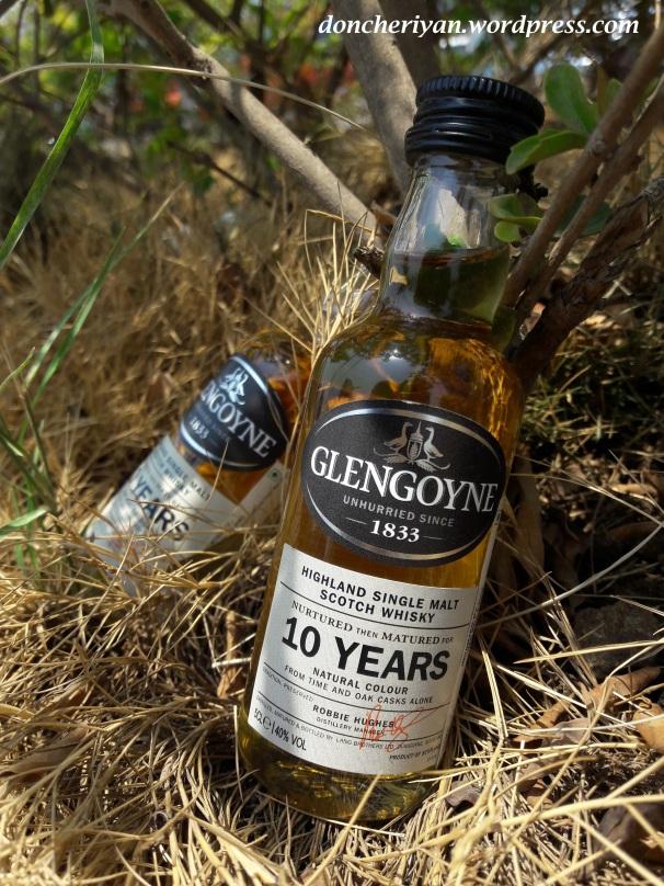Review Glengoyne 10 Years