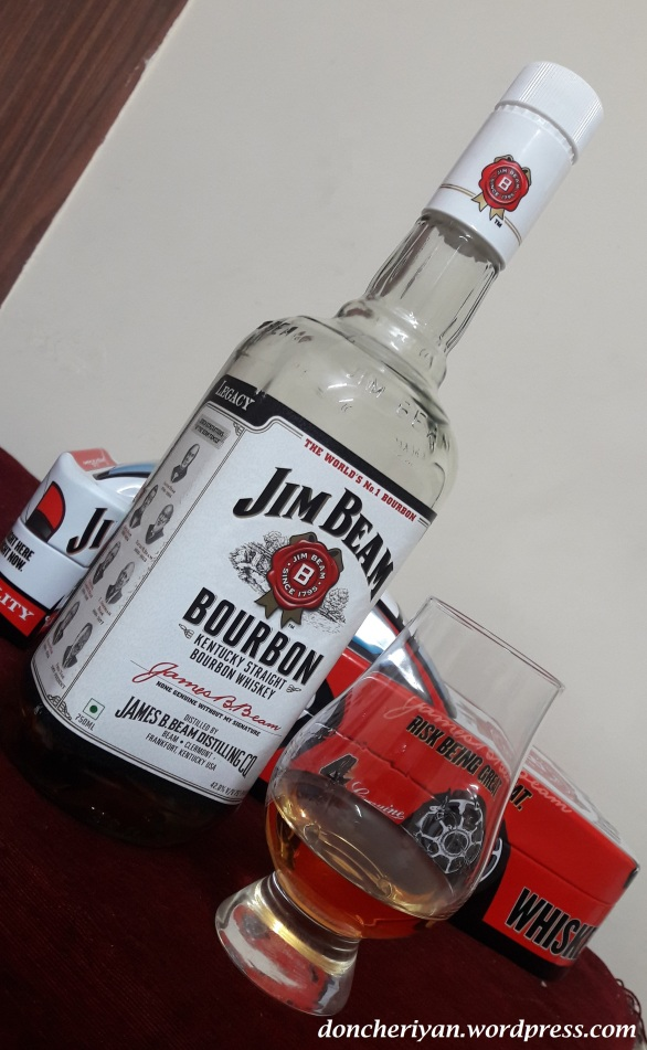 JimBeam Review