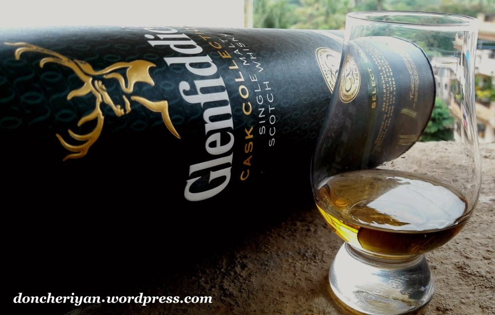 Review Glenfiddich Select Oak