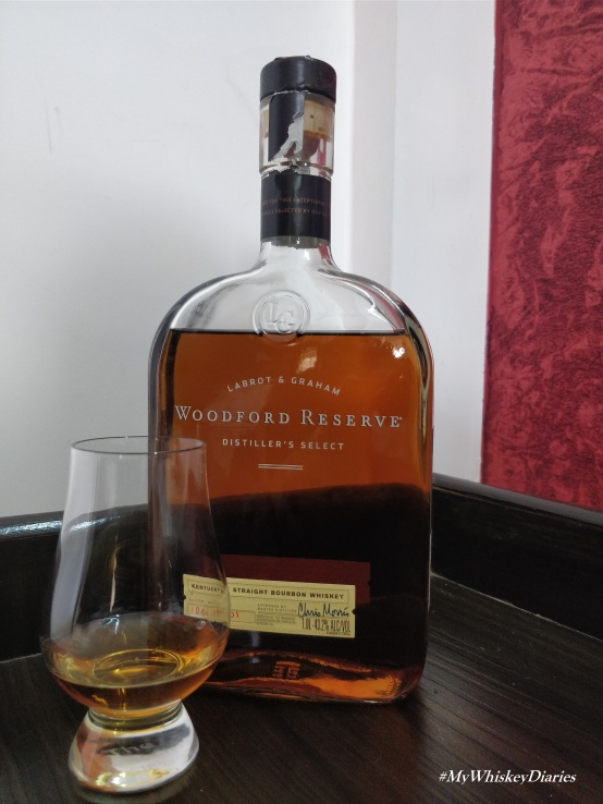 Review of Woodford Reserve Distillers Select