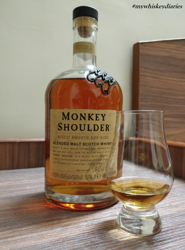 Review Monkey Shoulder