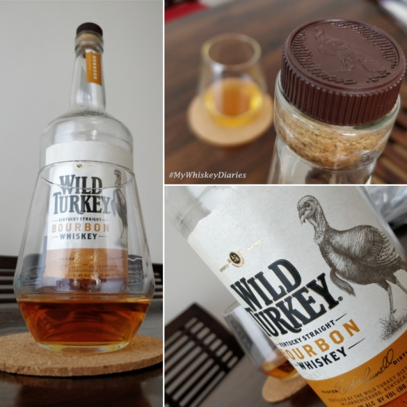 Review Wild Turkey Bourbon