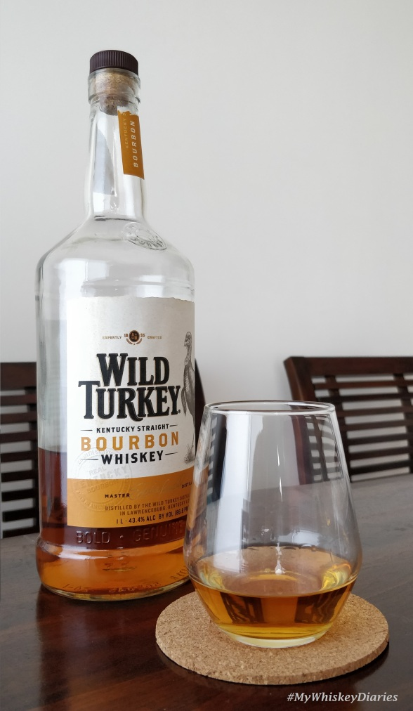 Wild Turkey Bourbon Whiskey review