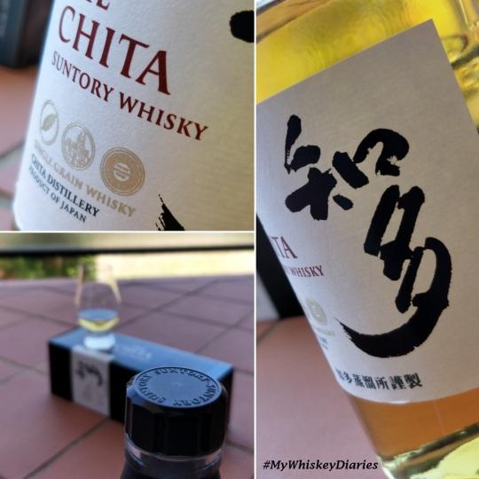 Chita Single Grain Whisky review