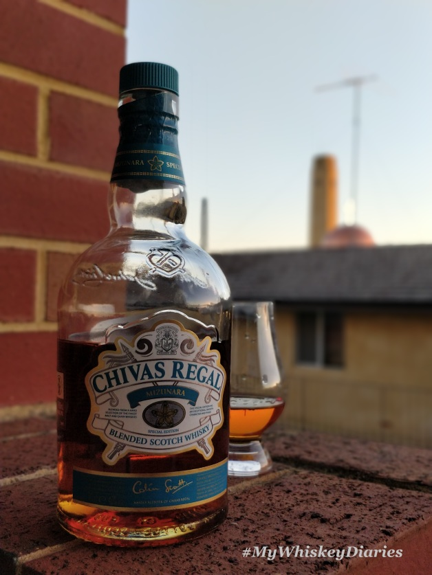 Review Chivas Mizunara