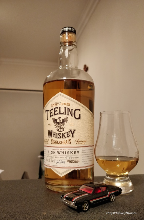 Review Teeling Single Grain