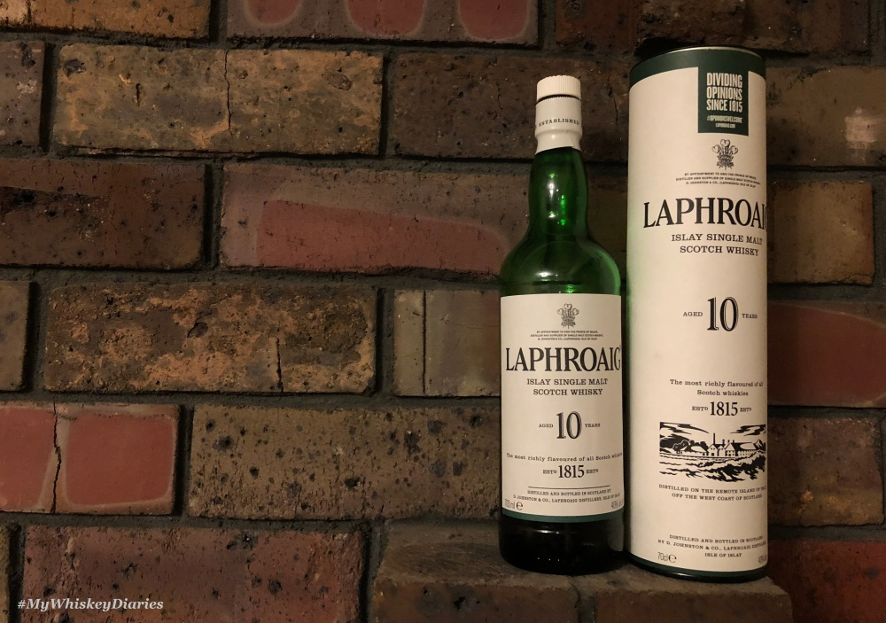 Review Laphroaig 10