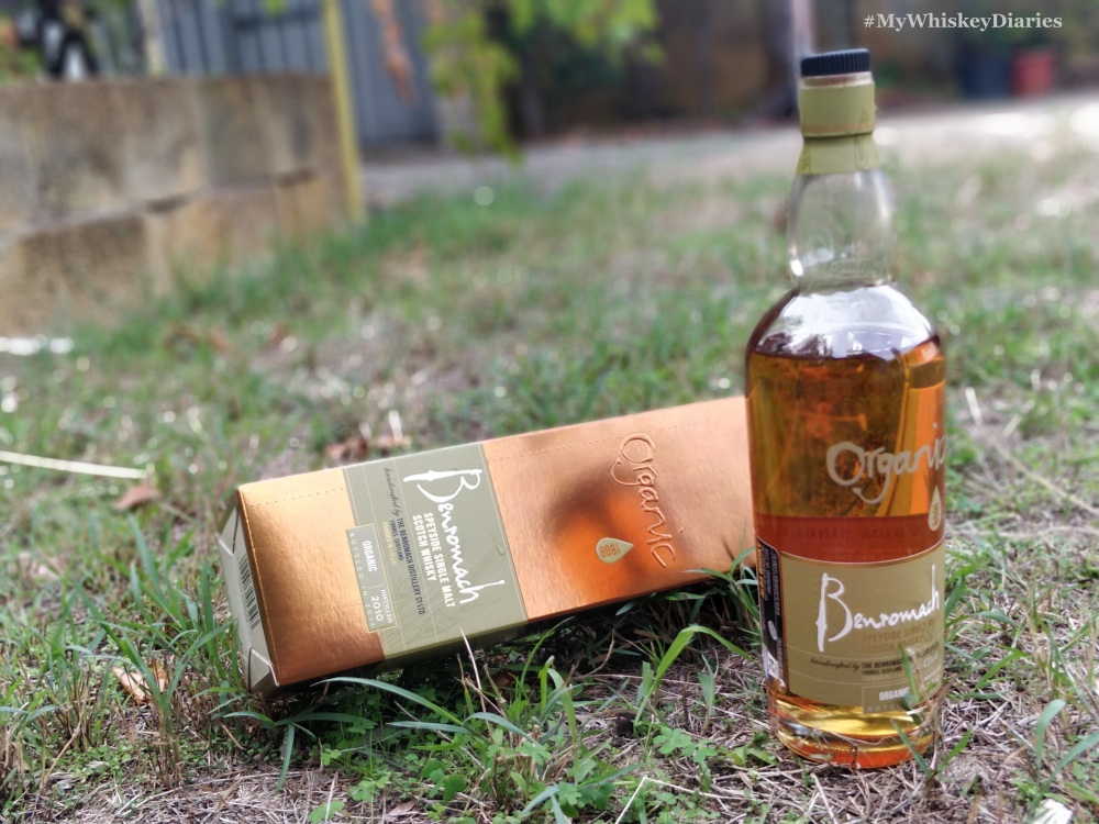 Review of Benromach Organic