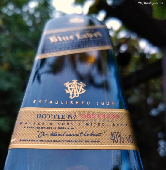 Johnnie Walker Blue Review