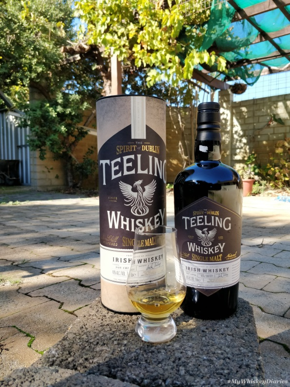 Teeling Single Malt review