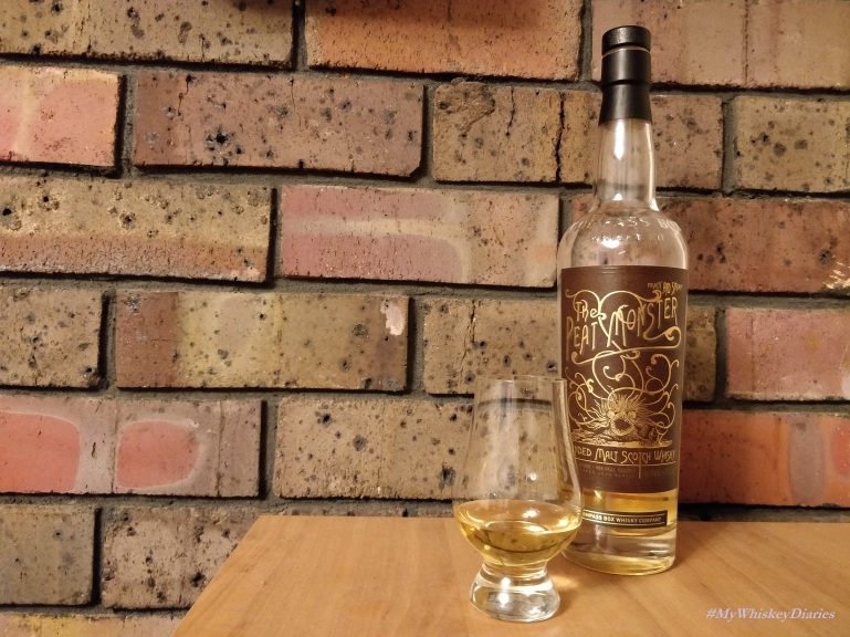 Review Compass Box Peat Monster