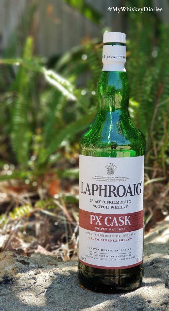 Review Laphroaig PX Cask