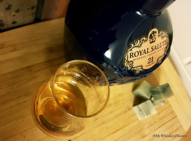 Review Royal Salute 21