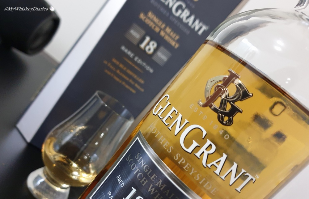 GlenGrant 18 YO Rare Edition Review