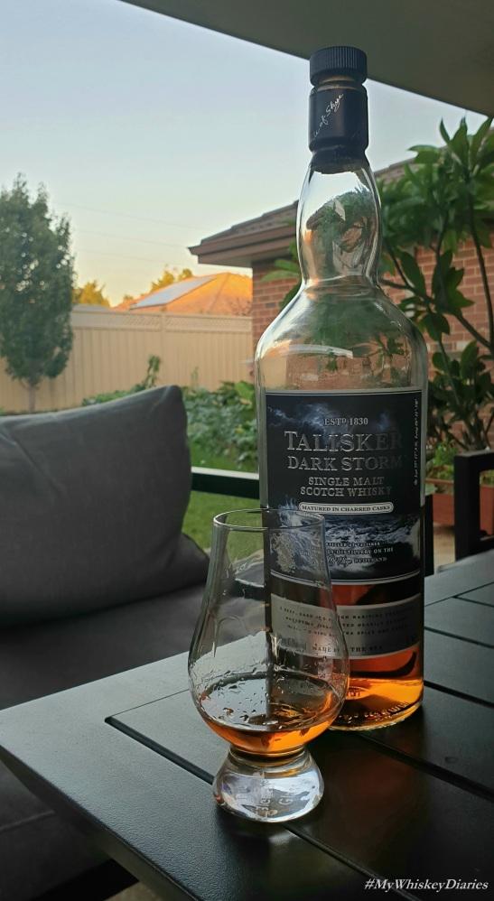 Review Talisker Dark Storm