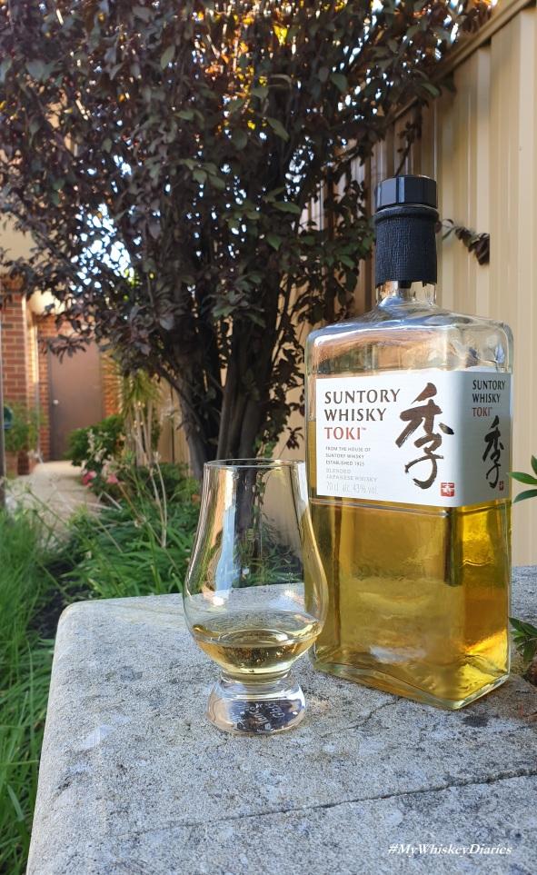 Review Suntory Toki