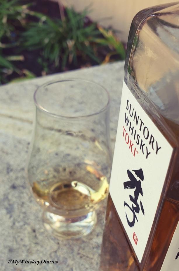 Review Toki Suntory