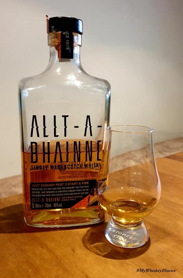 Review Allt a bhainne