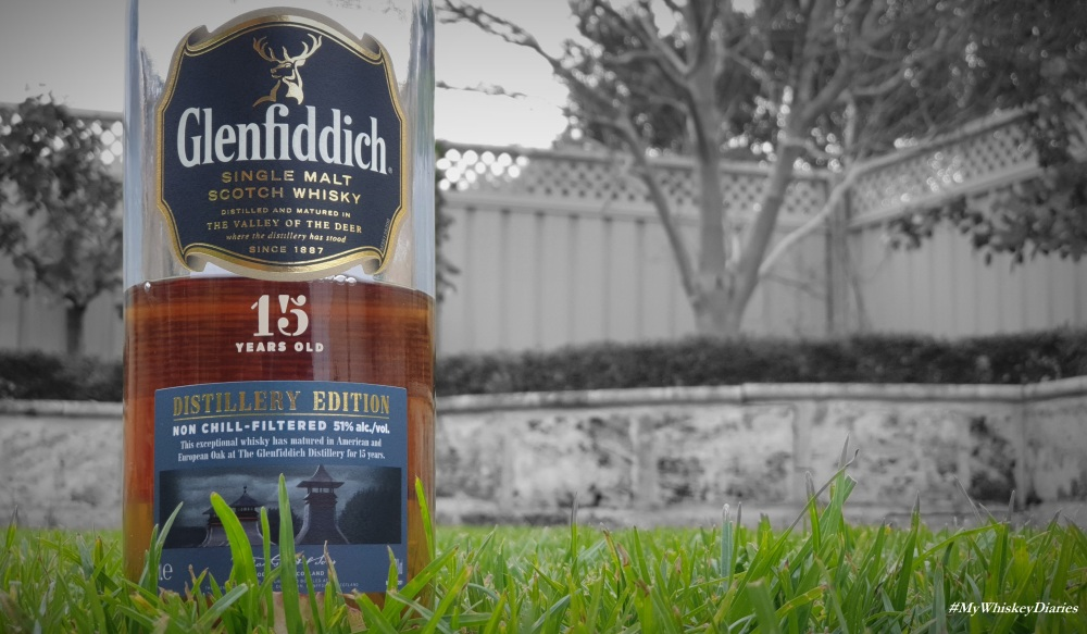 Glenfiddich_Distillery Edition_Review