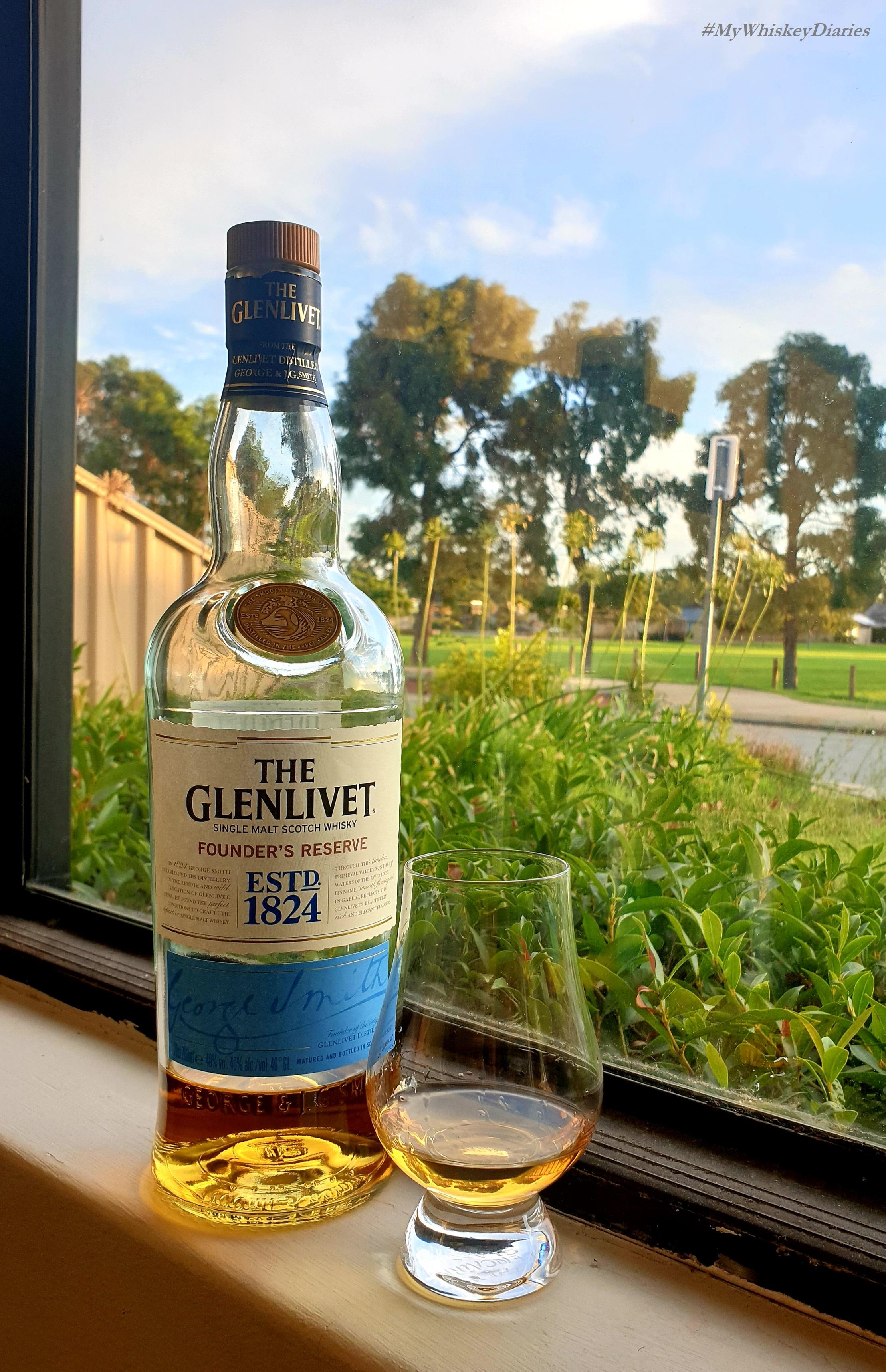 Glenlivet_Founder's Reserve