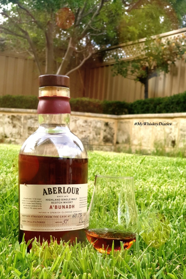 Review Aberlour Abunadh