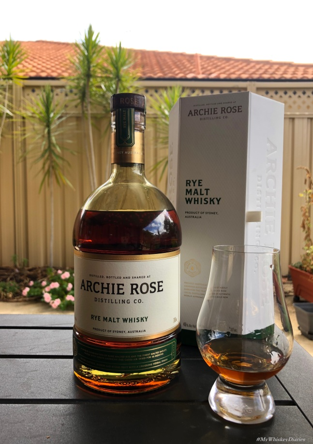Review_Archie Rose_Rye Malt